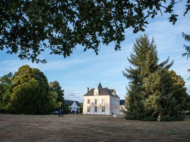 Le mariage de Férréol et Tiphaine à Luché-Pringé, Sarthe 40