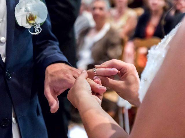 Le mariage de Guillaume et Gwendoline à Thiviers, Dordogne 13