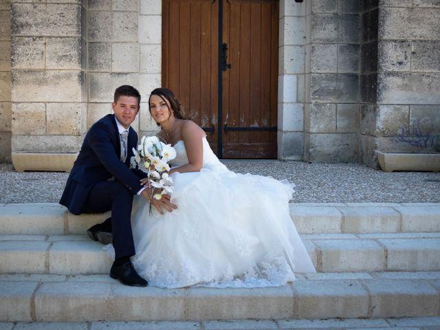 Le mariage de Guillaume et Gwendoline à Thiviers, Dordogne 22