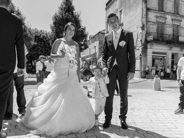 Le mariage de Guillaume et Gwendoline à Thiviers, Dordogne 29