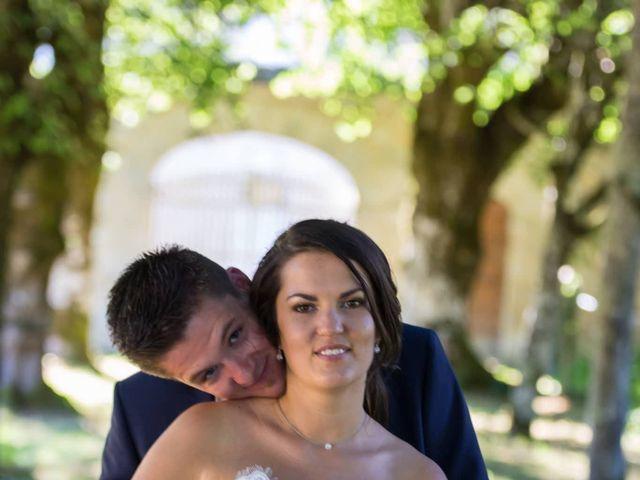 Le mariage de Guillaume et Gwendoline à Thiviers, Dordogne 30