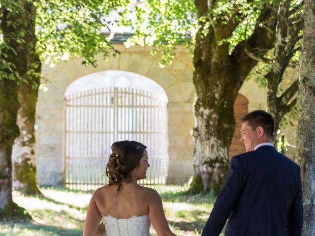 Le mariage de Guillaume et Gwendoline à Thiviers, Dordogne 34