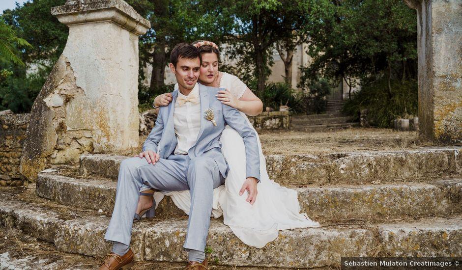 Le mariage de Kevin et Caroline à Nîmes, Gard
