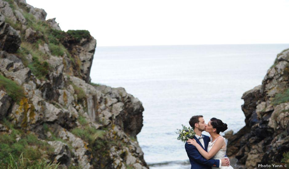 Le mariage de Pierrick et Marion à Paimpol, Côtes d'Armor