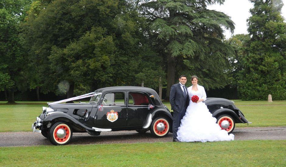 Le mariage de Romain et Aurélie à Vesoul, Haute-Saône