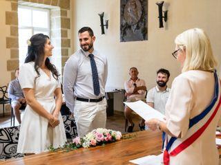 Le mariage de Coralie et Fabien 3