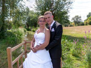 Le mariage de Anne-Sophie et Jordane 1