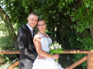 Le mariage de Anne-Sophie et Jordane