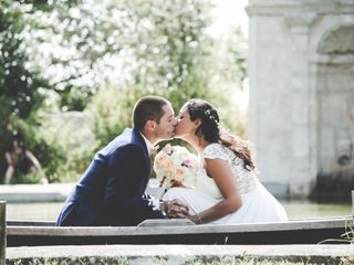 Le mariage de Kimberly et Arnaud