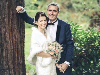 Le mariage de Mirela et Frédéric