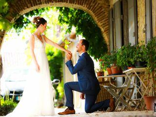 Le mariage de Marine et Yoann