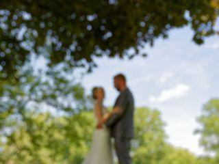 Le mariage de Elodie et Benjamin 1
