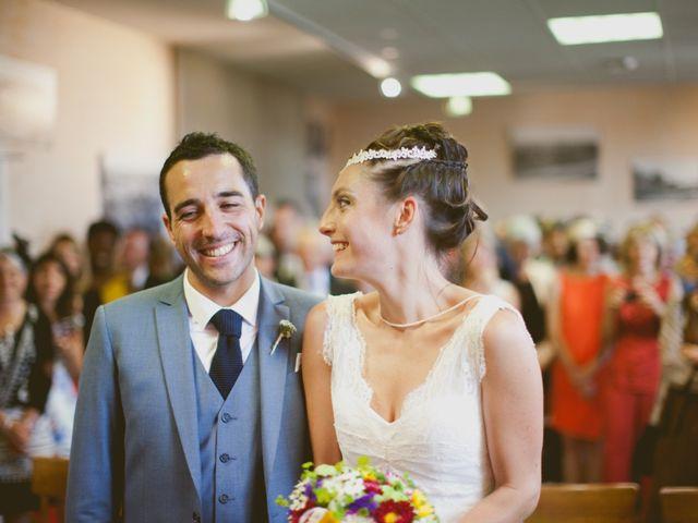 Le mariage de Pierre-Olivier et Marion à Lanobre, Cantal 11