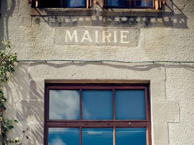 Le mariage de Pierre-Olivier et Marion à Lanobre, Cantal 13