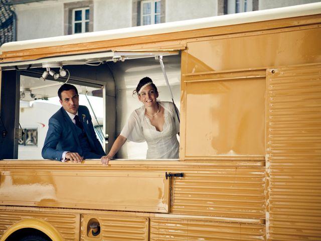 Le mariage de Pierre-Olivier et Marion à Lanobre, Cantal 14