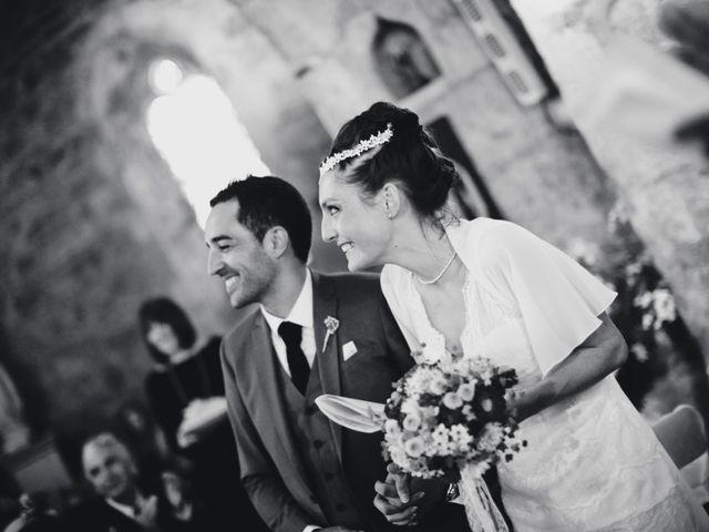 Le mariage de Pierre-Olivier et Marion à Lanobre, Cantal 15