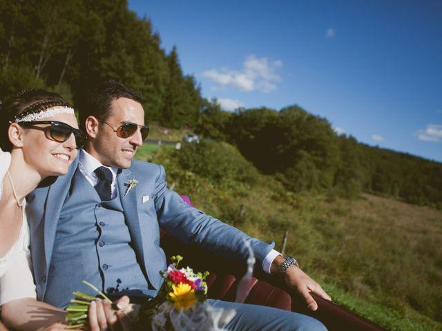 Le mariage de Pierre-Olivier et Marion à Lanobre, Cantal 17