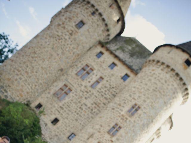 Le mariage de Pierre-Olivier et Marion à Lanobre, Cantal 19