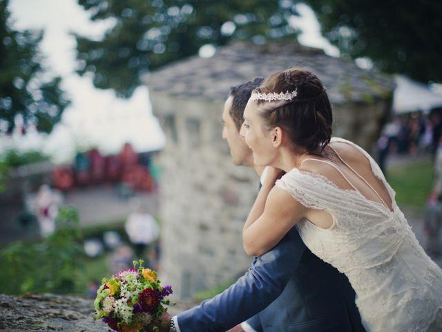 Le mariage de Pierre-Olivier et Marion à Lanobre, Cantal 20