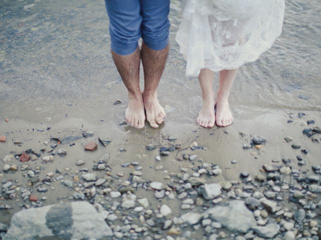 Le mariage de Pierre-Olivier et Marion à Lanobre, Cantal 22
