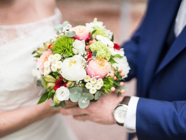 Le mariage de Charles et Pauline à Luneray, Seine-Maritime 11