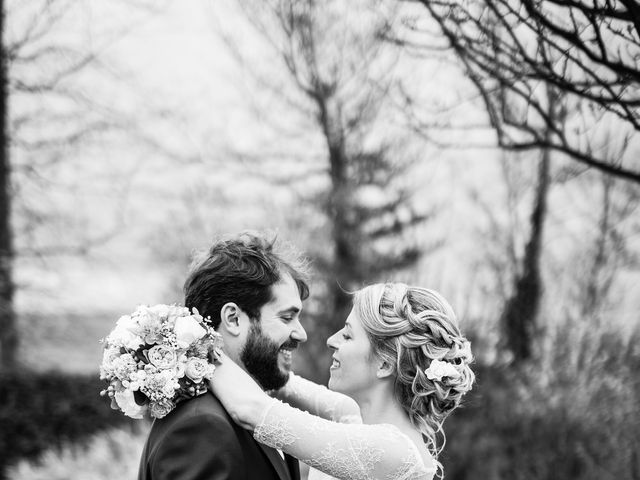 Le mariage de Charles et Pauline à Luneray, Seine-Maritime 13