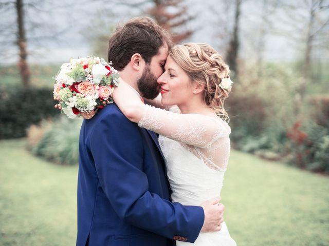 Le mariage de Charles et Pauline à Luneray, Seine-Maritime 14