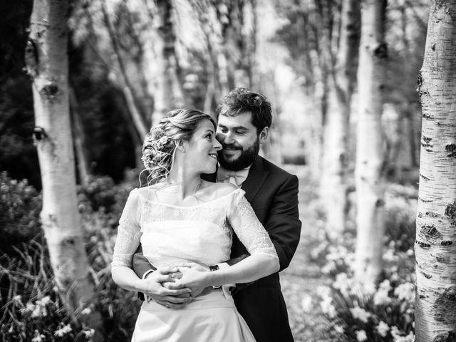 Le mariage de Charles et Pauline à Luneray, Seine-Maritime 15