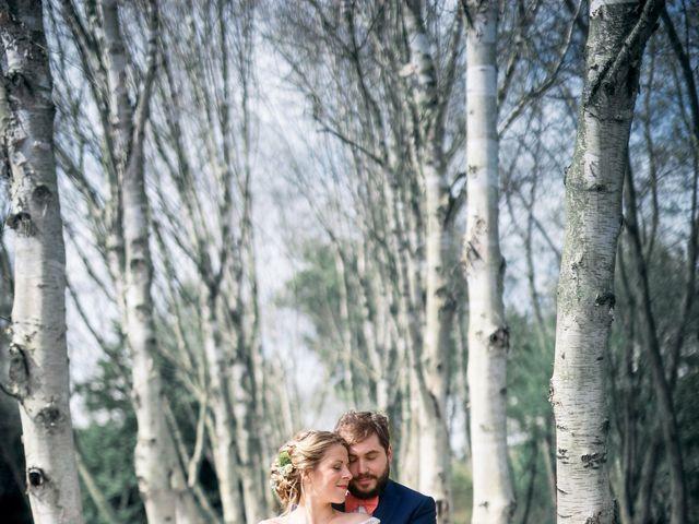 Le mariage de Charles et Pauline à Luneray, Seine-Maritime 1