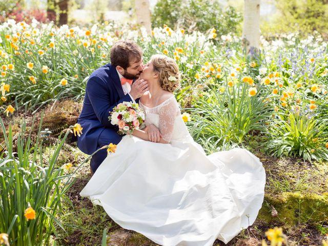Le mariage de Charles et Pauline à Luneray, Seine-Maritime 20