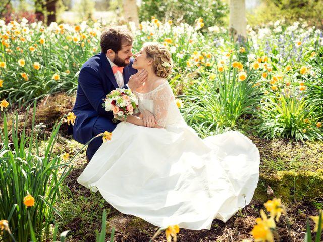 Le mariage de Charles et Pauline à Luneray, Seine-Maritime 21
