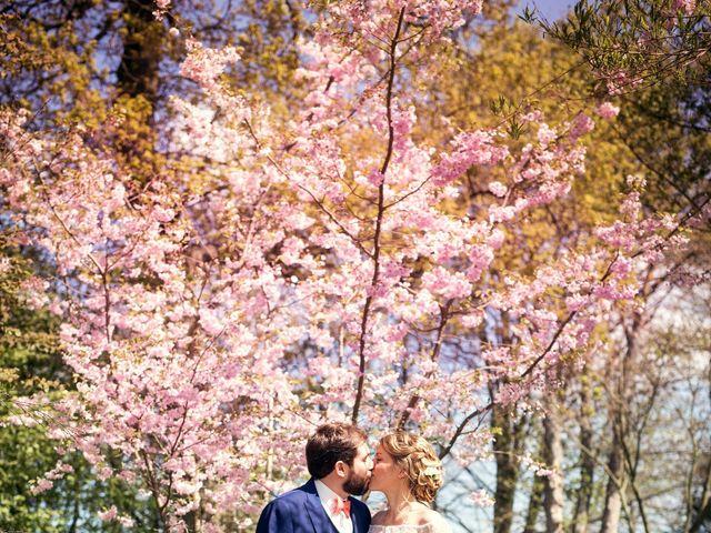 Le mariage de Charles et Pauline à Luneray, Seine-Maritime 22