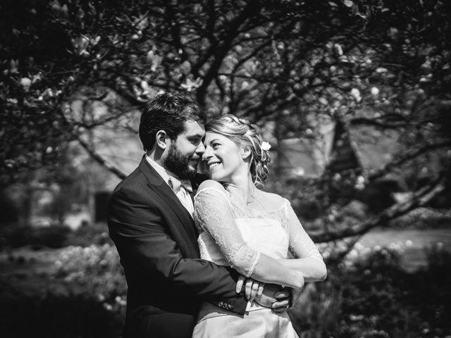 Le mariage de Charles et Pauline à Luneray, Seine-Maritime 23