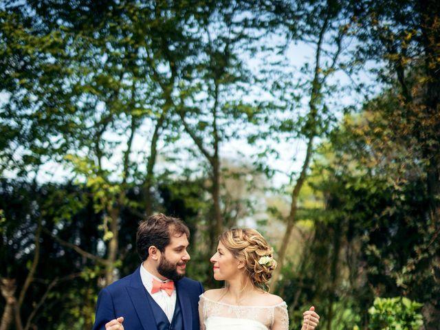 Le mariage de Charles et Pauline à Luneray, Seine-Maritime 25