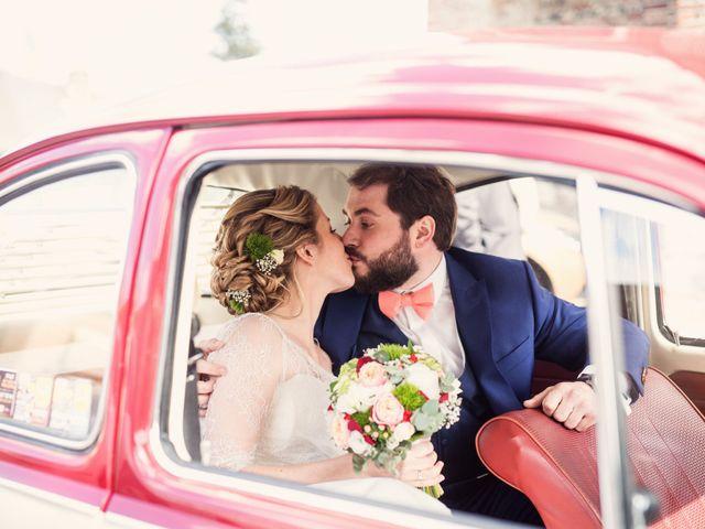 Le mariage de Charles et Pauline à Luneray, Seine-Maritime 27