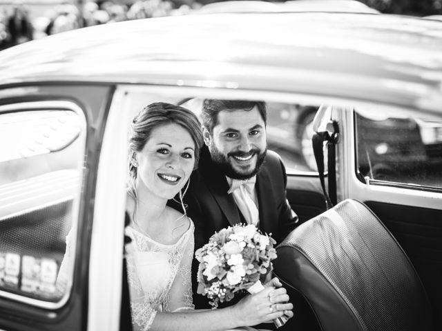 Le mariage de Charles et Pauline à Luneray, Seine-Maritime 28