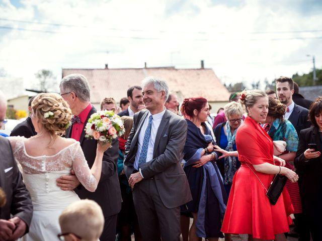 Le mariage de Charles et Pauline à Luneray, Seine-Maritime 30