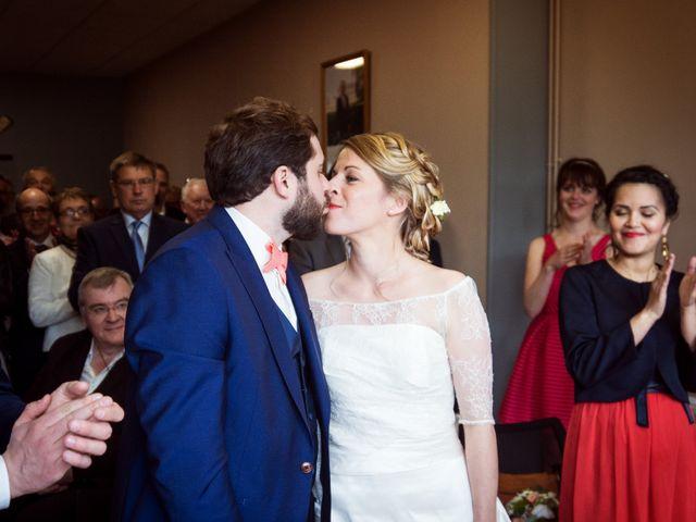 Le mariage de Charles et Pauline à Luneray, Seine-Maritime 34