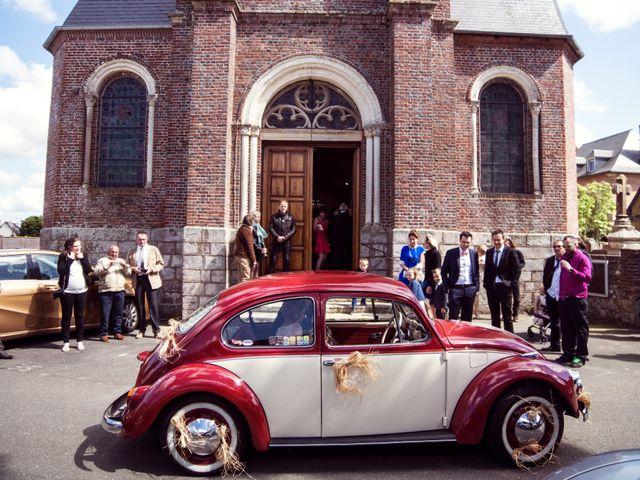 Le mariage de Charles et Pauline à Luneray, Seine-Maritime 38