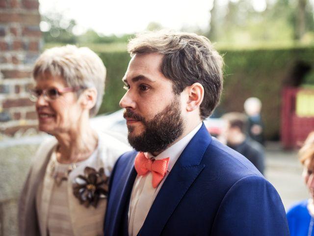 Le mariage de Charles et Pauline à Luneray, Seine-Maritime 40