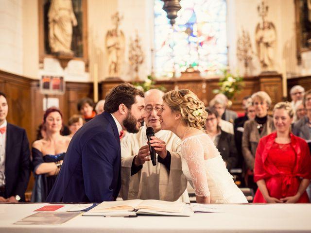 Le mariage de Charles et Pauline à Luneray, Seine-Maritime 44