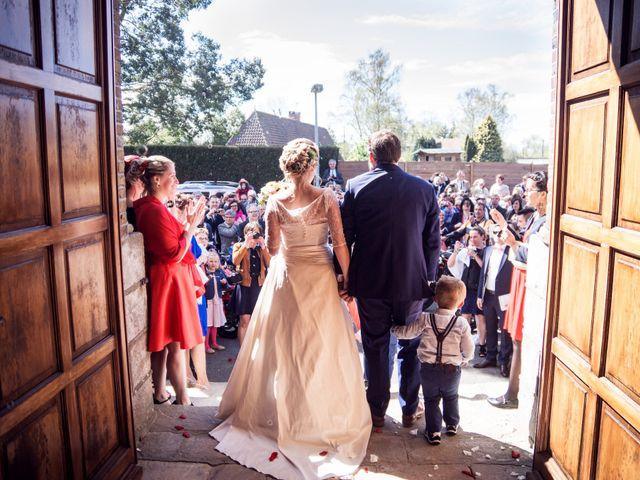 Le mariage de Charles et Pauline à Luneray, Seine-Maritime 54