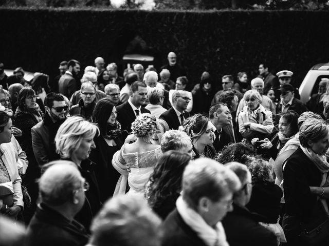 Le mariage de Charles et Pauline à Luneray, Seine-Maritime 56