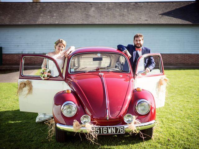Le mariage de Charles et Pauline à Luneray, Seine-Maritime 65
