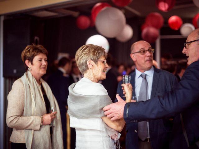Le mariage de Charles et Pauline à Luneray, Seine-Maritime 75