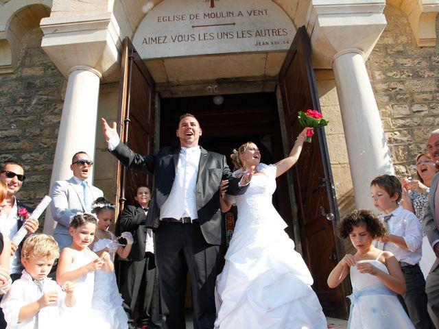 Le mariage de Pierre et Morgane