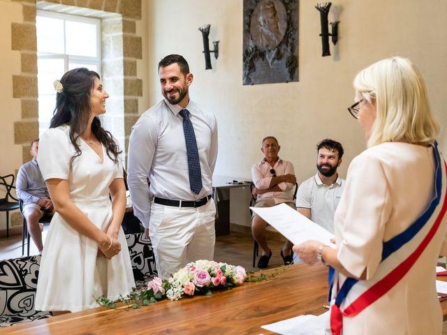 Le mariage de Fabien et Coralie à Châteauneuf-du-Pape, Vaucluse 6