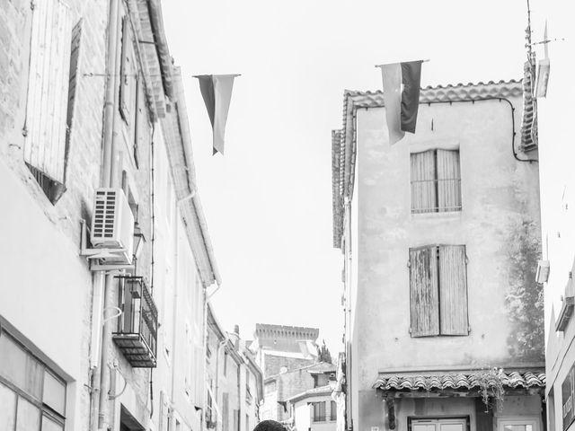 Le mariage de Fabien et Coralie à Châteauneuf-du-Pape, Vaucluse 13