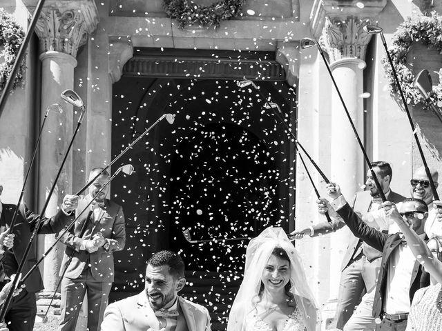 Le mariage de Fabien et Coralie à Châteauneuf-du-Pape, Vaucluse 50
