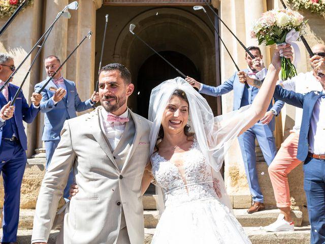 Le mariage de Fabien et Coralie à Châteauneuf-du-Pape, Vaucluse 51